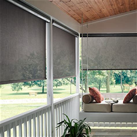 sunroom accessories custom blinds shades patio