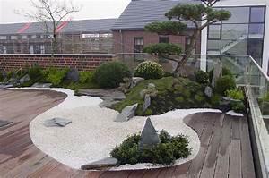 japanischer garten auf dachterrasse traumhaftes wohnen im With whirlpool garten mit gartenbau bonsai