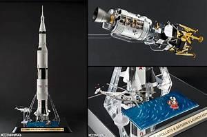 Apollo 13 Rocket Model - Pics about space