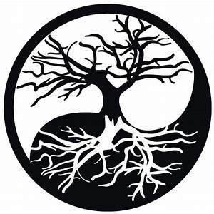 Baum des Lebens 2 Wandtattoo