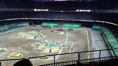monster truck show in new orleans monster truck new orleans part 2 youtube