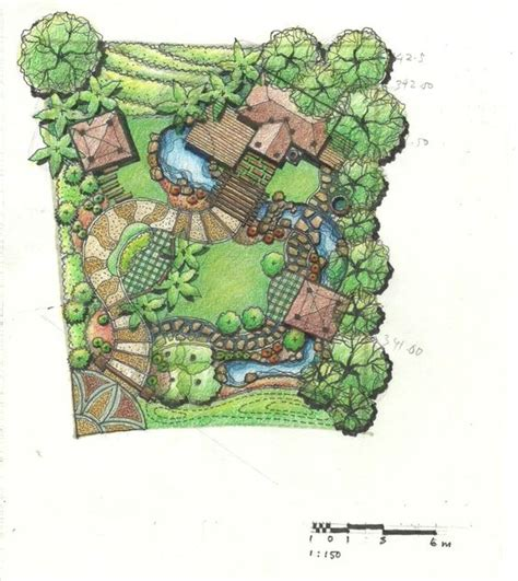 landscape plan rendering landscape rendering by malaysian designer abdul hakim kussim quot abdul s drawings are have a