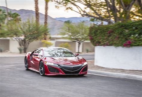 2017 acura nsx expected to receive type r and roadster