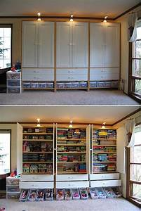 Build Your Own Dvd Storage Cabinet - WoodWorking Projects