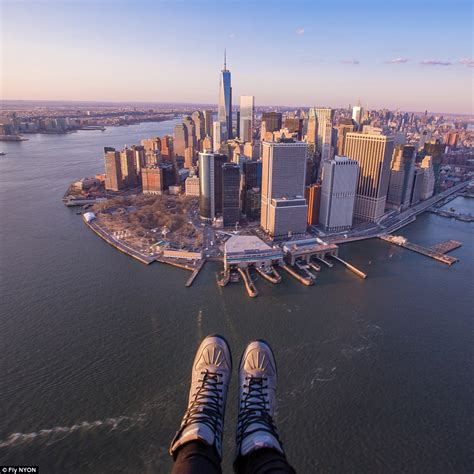 FlyNYON helicopter company lets tourists take 'shoe ...