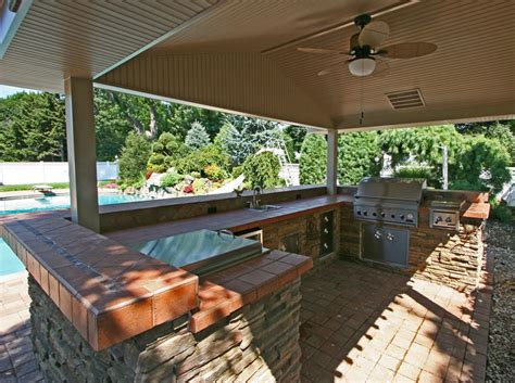 creating  perfect outdoor kitchen ibdodrcom