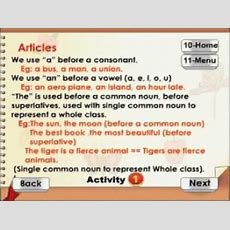 Learn English  Class 3  Articles  Animation Youtube
