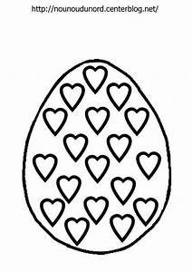 Dessin A Imprimer De Paques : coloriage paques oeufs ~ Melissatoandfro.com Idées de Décoration