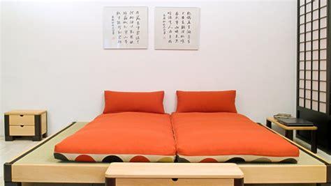 camas de estilo oriental