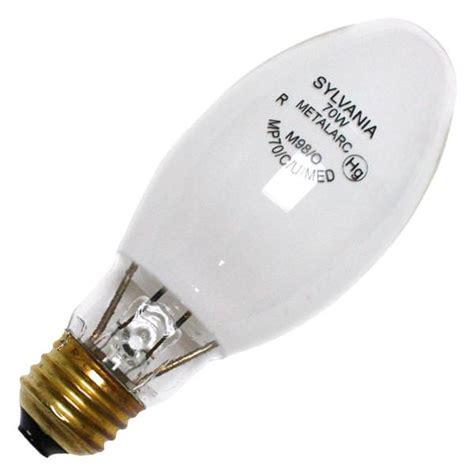 sylvania 64546 mp70 c u med 70 watt metal halide light