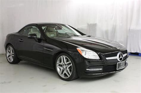 Under the hood, the roadster gets the. 2014 Mercedes-Benz SLK 350 for Sale in New York, NY   $48,900   Mercedes benz slk, Mercedes benz ...