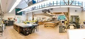 Woodshop Arts Research UC Santa Cruz