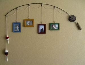 Ideen Fotos Aufhängen : zeit f r kunst 48 wanddekoration ideen ~ Yasmunasinghe.com Haus und Dekorationen