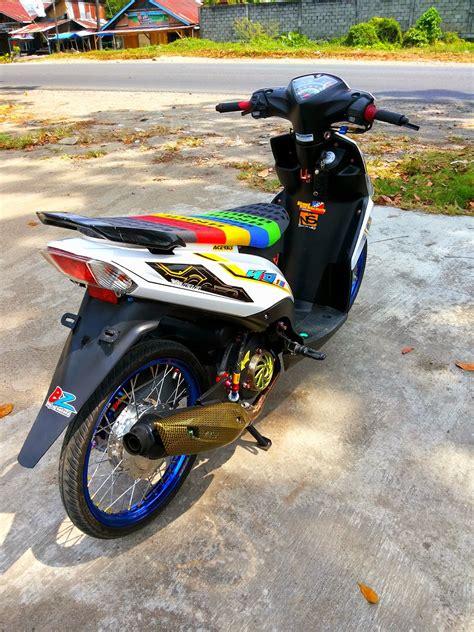 Mio J Modifikasi Racing by Mio J Modifikasi Simple Thecitycyclist