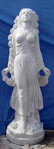 Ancient, Goddess, Statues, 4, Seasons, Statues, Marble, Carved, Statue, Four, Sculptures, Religious