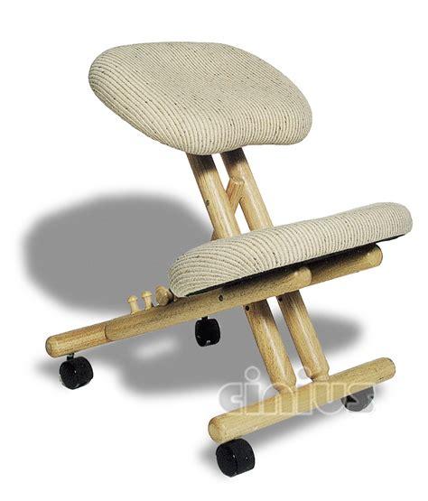 Sedia Ergonomica Ginocchia - sedie cinius sedute ergonomiche poltrone e sgabelli