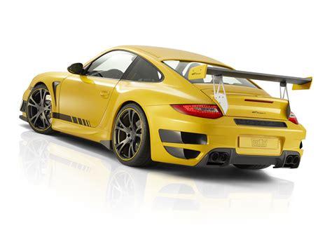 2017 Techart Porsche 911 Turbo Gtstreet R Car Photos
