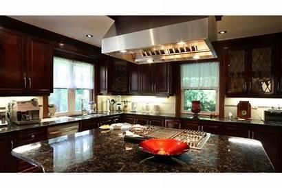 Kitchen Dark Cabinets Wood Granite Cabinet Marble