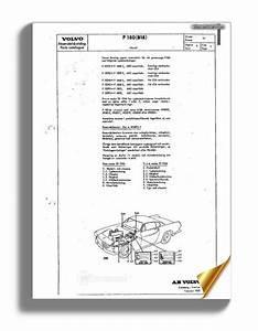 Volvo P1800 Parts Catalogue 1