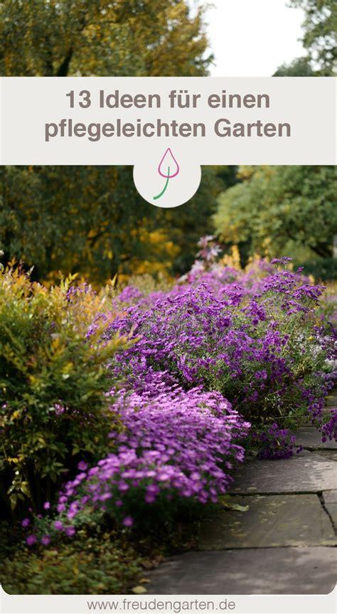 Gartenideen Pflegeleicht by 13 Gartenideen F 252 R Einen Pflegleichten Garten Gardening