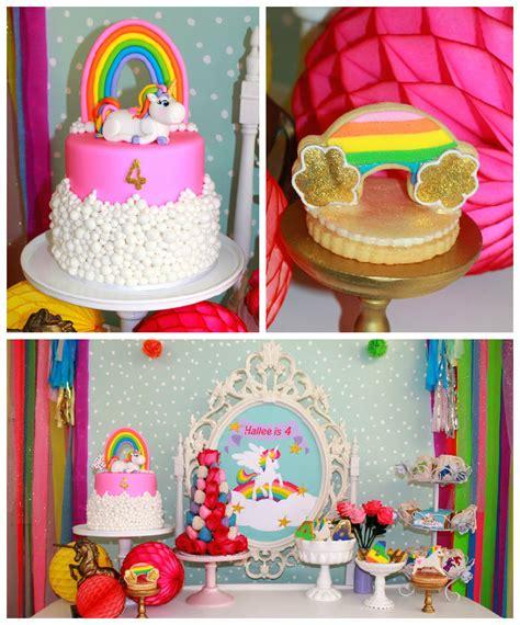 magical unicorn birthday party birthday party kara 39 s party ideas rainbow unicorn themed birthday party
