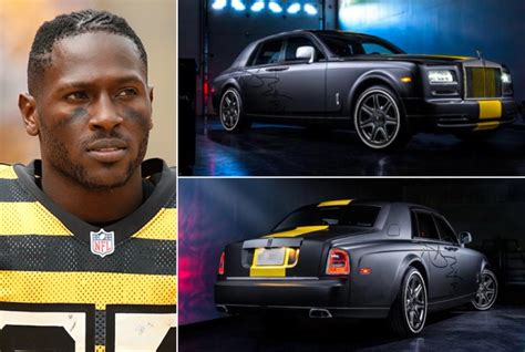 The development of the bugatti veyron was one of the greatest technological challenges ever known in the automotive industry. NFL Players Have Amazing Cars And Houses - Check These Out ...