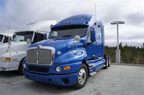 2009 kenworth truck 2009 kenworth t2000 sleeper truck for sale gulfport ms