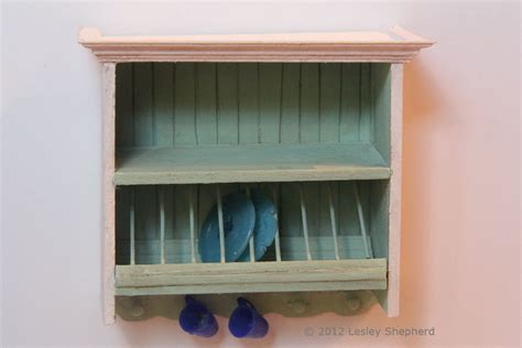 custom dollhouse kitchen cabinets