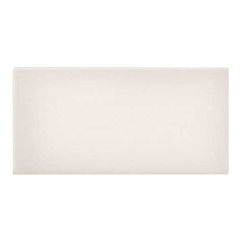 Rittenhouse Square Tile Home Depot by White Rittenhouse Square Bullnose Corner Right Tile Trim