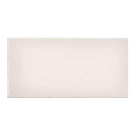 rittenhouse square spa tile daltile rittenhouse square 3 in x 6 in white ceramic