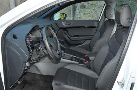 seat ateca interior 2016 seat ateca 2 0 tdi 190 4drive review review autocar