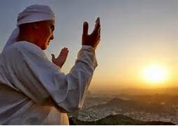 Muslim Praying Hands I...