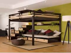 Loft Beds For Ideas 3 4 Beds Bunk Beds Google Search Bunkbed Bunk Bed Of The Charming Collection Luxury And Romantic Bunk Beds 20 Great Loft Bed Design Ideas For Small Kids Bedrooms Style Kids Loft Double Beds By TumideiSPA DigsDigs