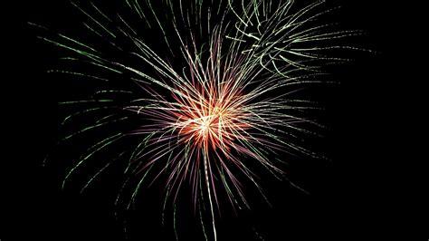 full hd wallpaper fireworks variegated  year desktop