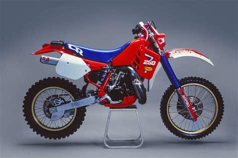 1987 Honda Cr250 Enduro Project
