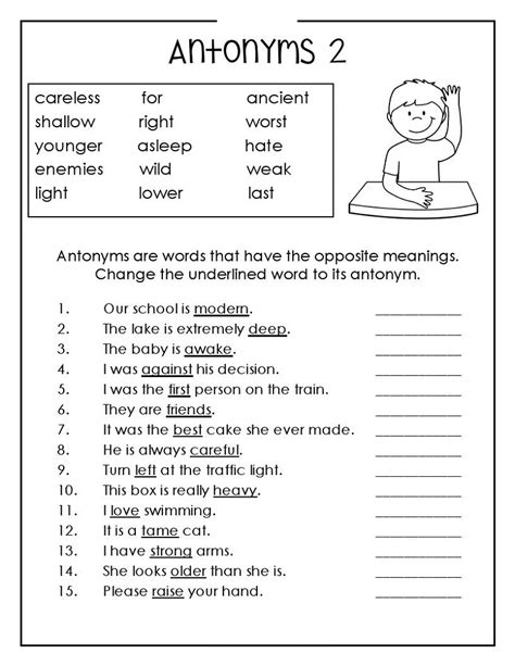 printable english worksheets for kids learning printable
