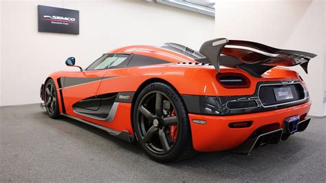Koenigsegg Agera Final One Of 1 Is Now On Sale Drivers