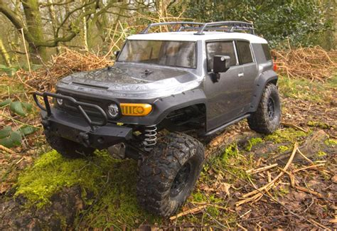 Toyota Rock by 116558 Hpi 1 10 Venture Toyota Fj Cruiser Rc Rock Crawler