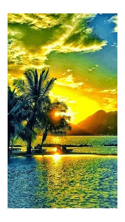 Nature Gifs Landscapes Google Landscape Beaches Sunrise
