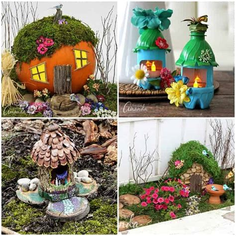 Garden Crafts 47 Garden Craft Ideas You Can Make