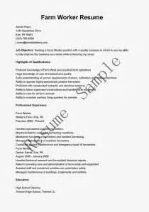 farm market manager resume resume sles farm worker resume sle