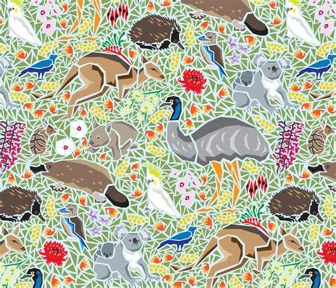 Upholstery Fabrics Australia by 9 Best Australian Theme Designs Images On