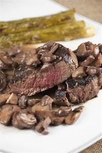 Filet Mignon with Truffled Mushroom Ragout   Wishes and Dishes