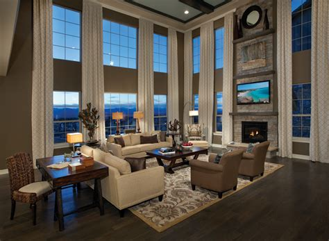 toll brothers at backcountry luxury new homes in highlands ranch co