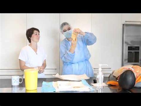 pansement chambre implantable perfusion à domicile retrait de l 39 aiguille de huber en