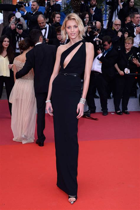 anja rubik attends  screening   hidden life