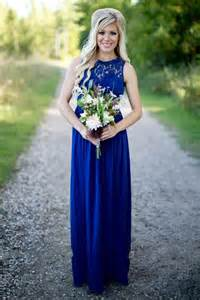 bridesmaid dresses in royal blue best 25 country bridesmaid dresses ideas only on bridesmaids in boots flannel