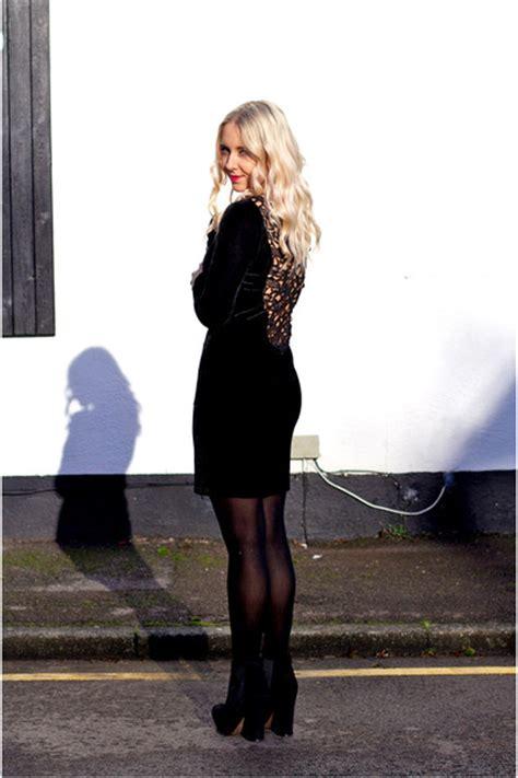 Black Chelsea Boots Asos Boots Black Lace Velvet Motel Rocks Dresses   u0026quot;LACE BACK MINI DRESS ...