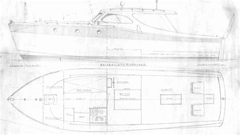 Sport Fishing Boat Blueprints by Sail Guide Build Rc Fishing Boat