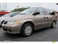 Honda Odyssey Sandstone Metallic